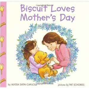 Biscuit Loves Mother's Day 小饼干爱母亲节 ISBN9780060094621