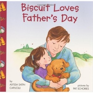 Biscuit Loves Father's Day 小饼干爱父亲节 ISBN9780060094638