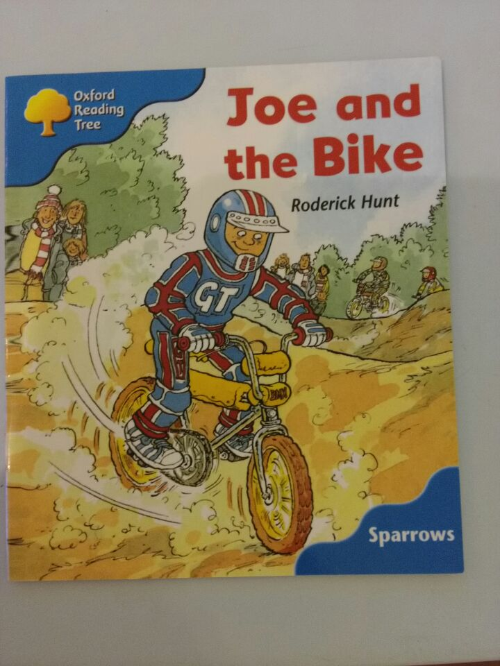 Joe and the Bike