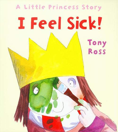 A Little Princess Story - I Feel Sick!