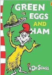Green Eggs and Ham 绿色的鸡蛋和火腿 苏斯博士系列