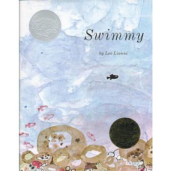 Swimmy 50th Anniversary Edition 小黑鱼50周年纪念版(精装)