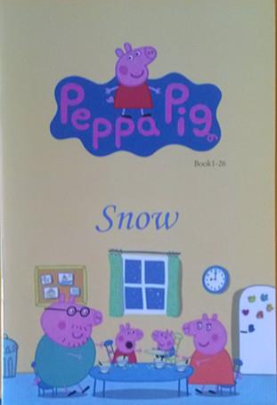 Snow (Peppa pig)