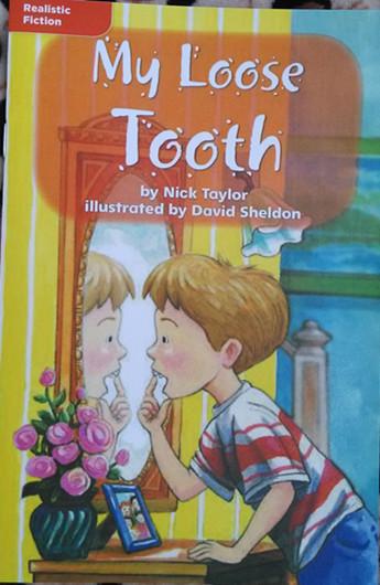 My loose tooth (treasure)