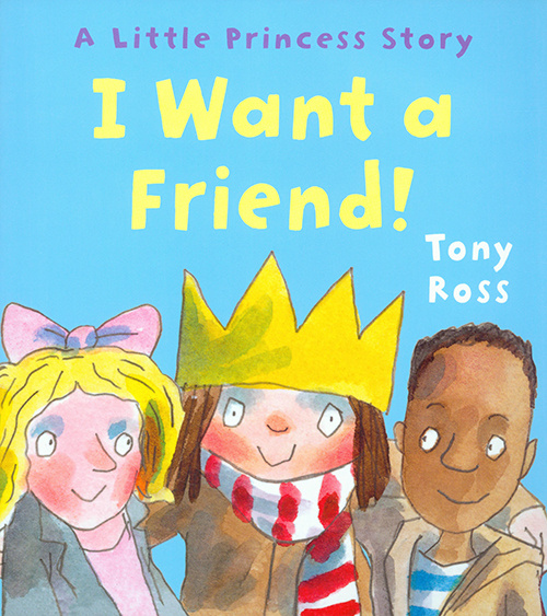 A Little Princess Story - I Want a Friend!