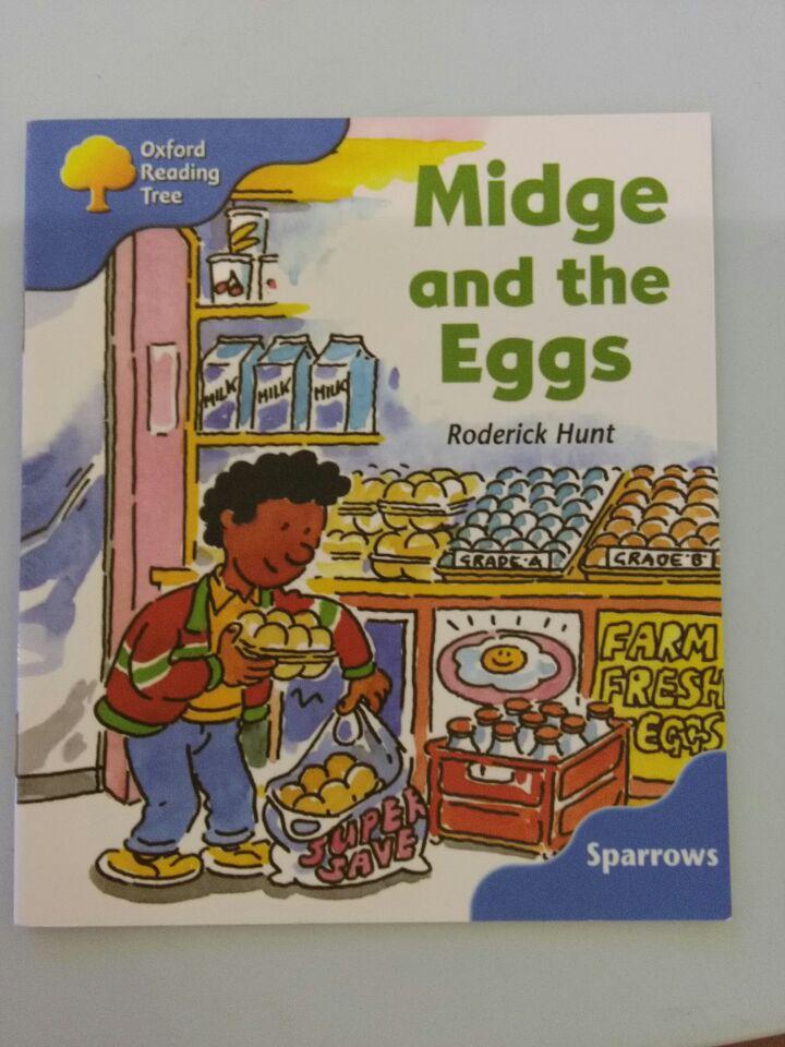 Midge and the Eggs