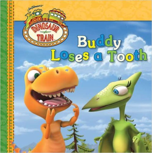 Buddy Loses a Tooth(英语)平装