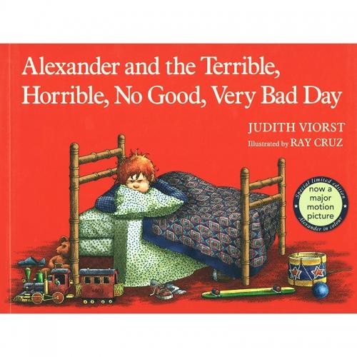Alexander and the Terrible, Horrible, No Good, Very Bad Day亚历山大倒霉透了的一