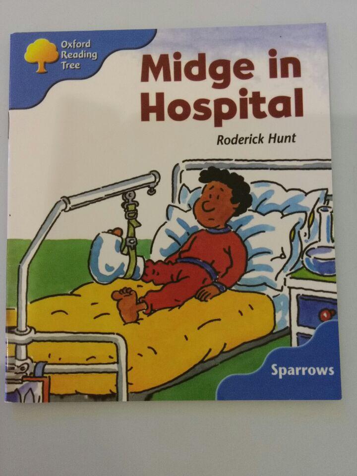 Midge in Hospital