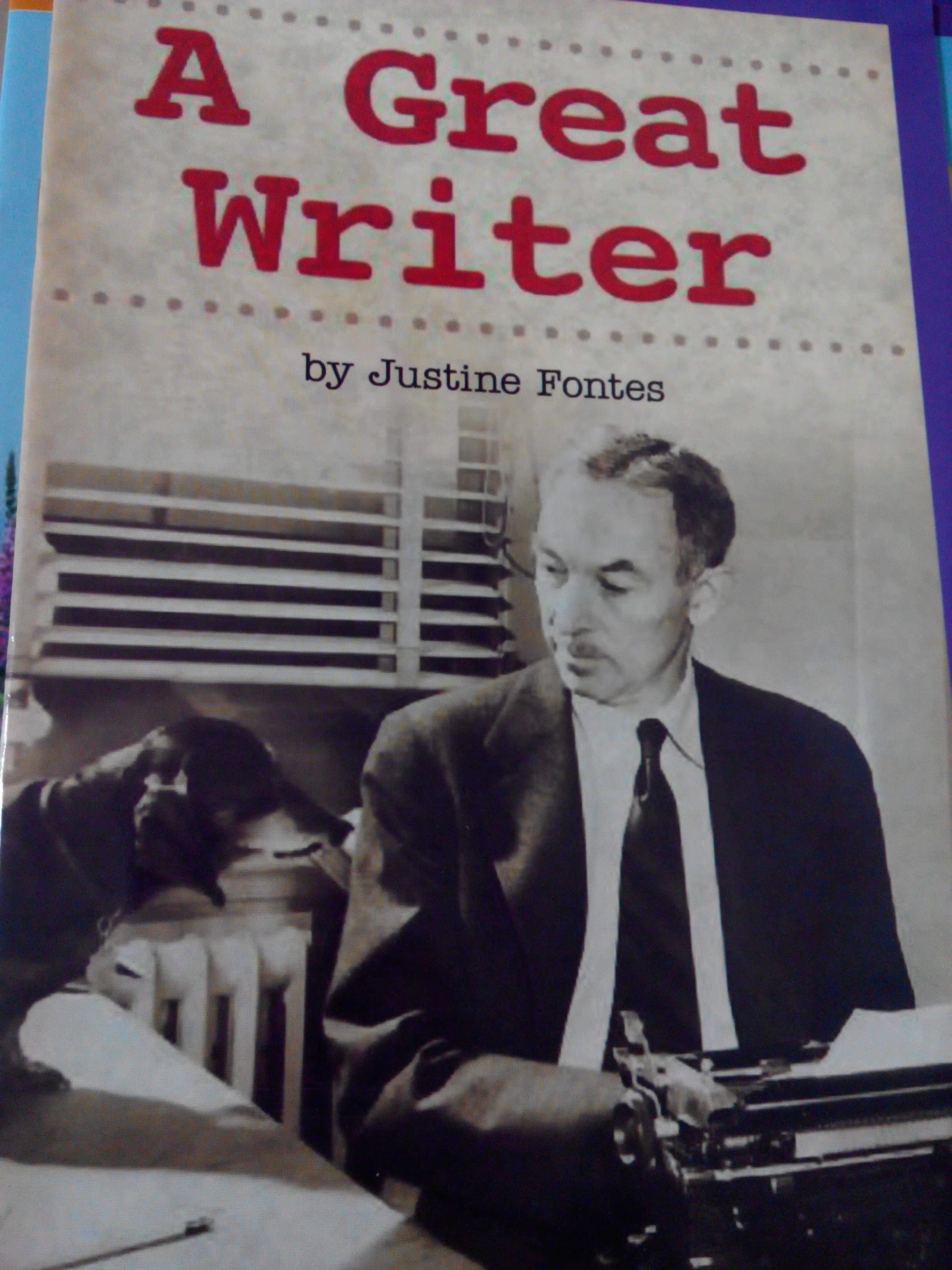 a great writer