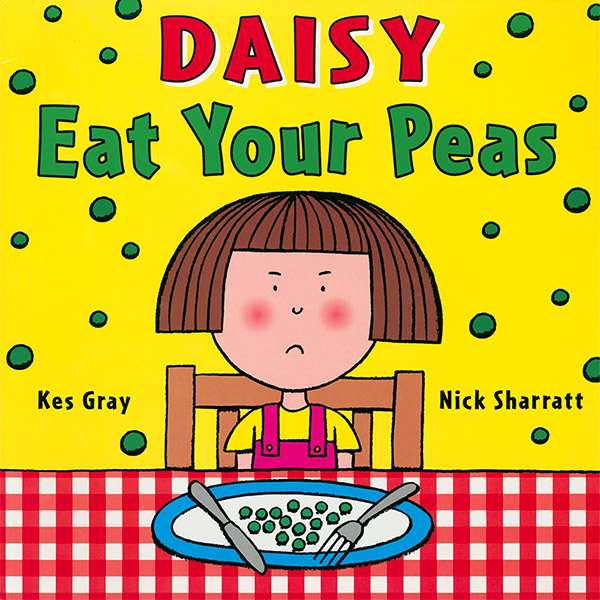Daisy Eat Your Peas