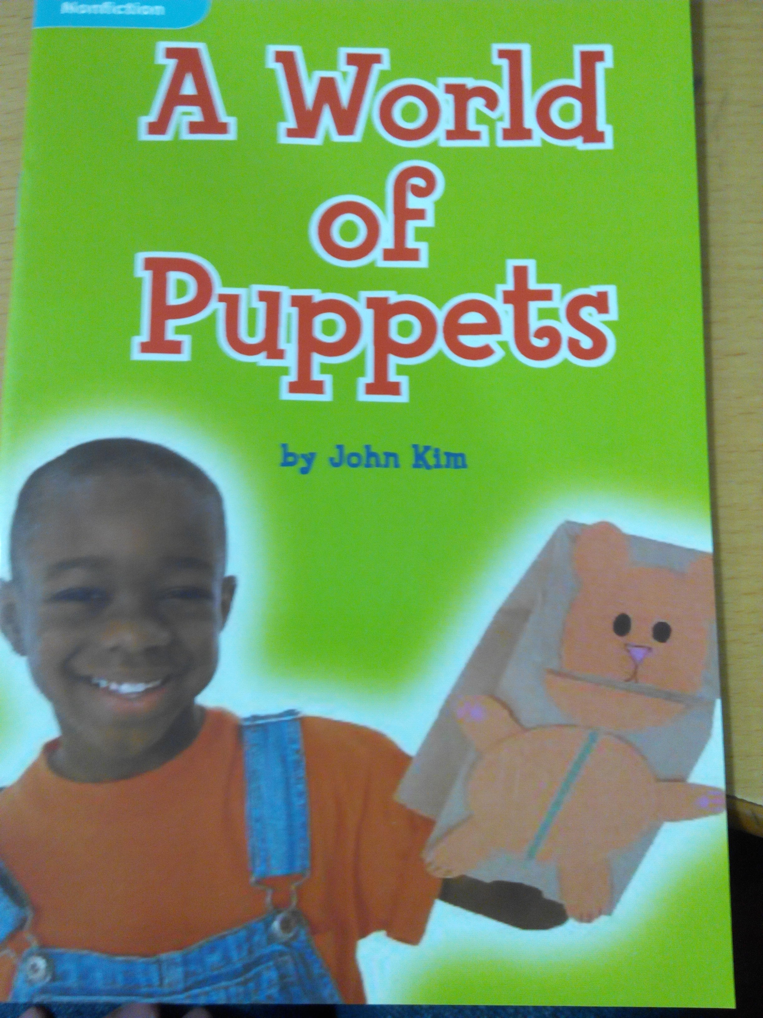 A World of puppets