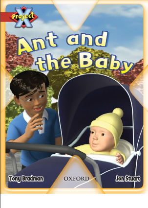 Ant and the baby (ORT)