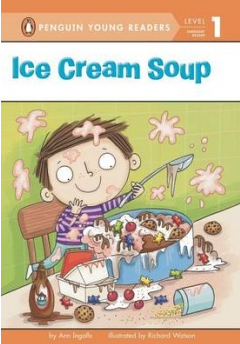 Penguin Young Readers Level 1: Ice Cream Soup