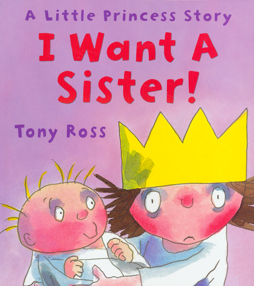 A Little Princess Story - I Want a Sister!