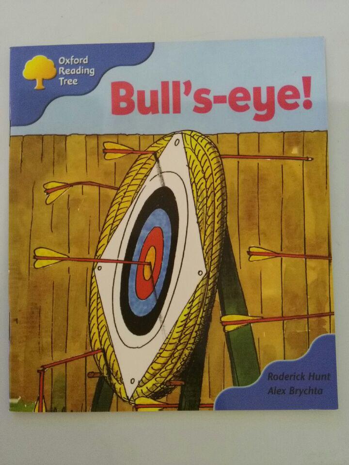 Bull's -eye!