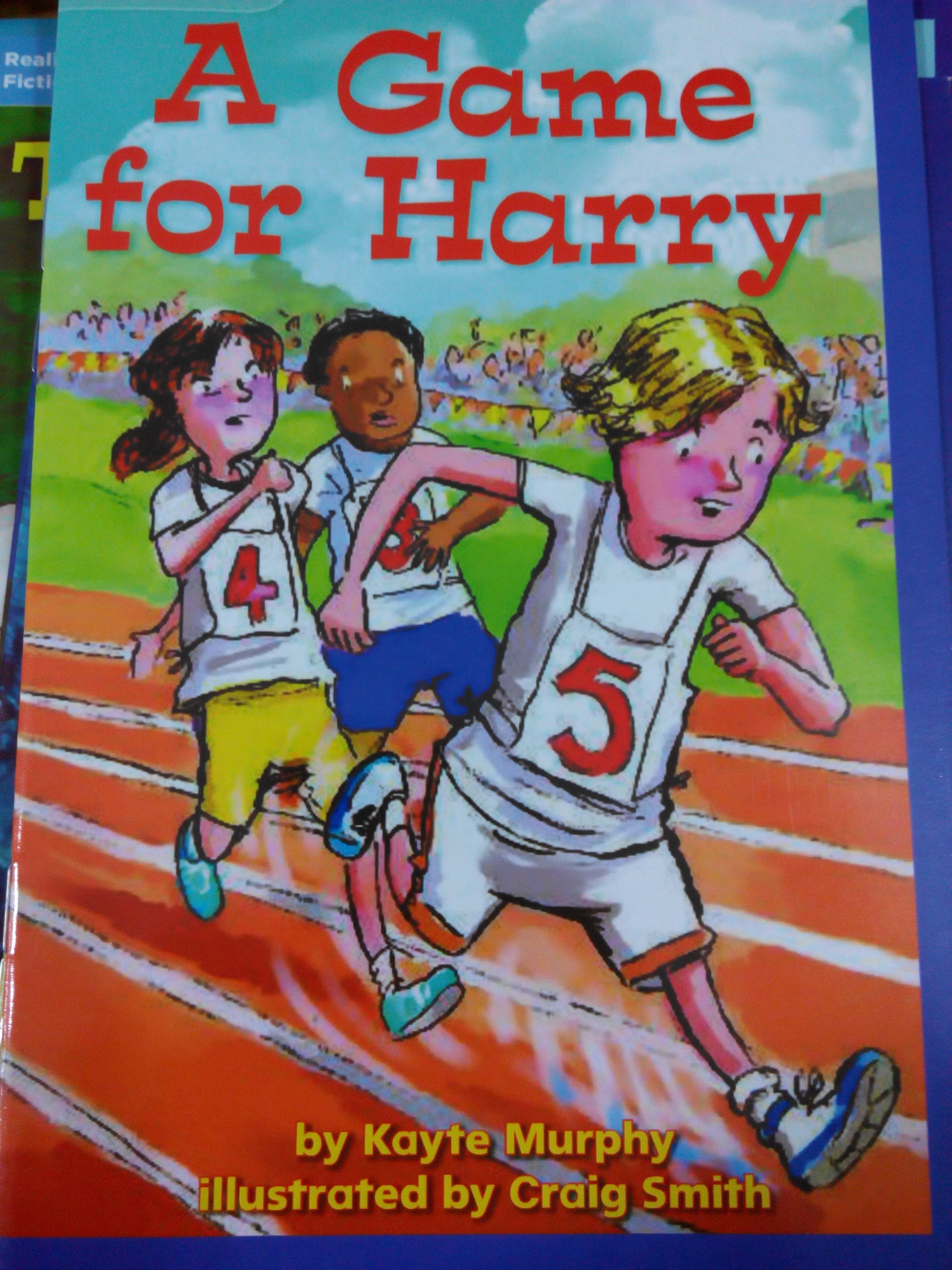 a game for harry