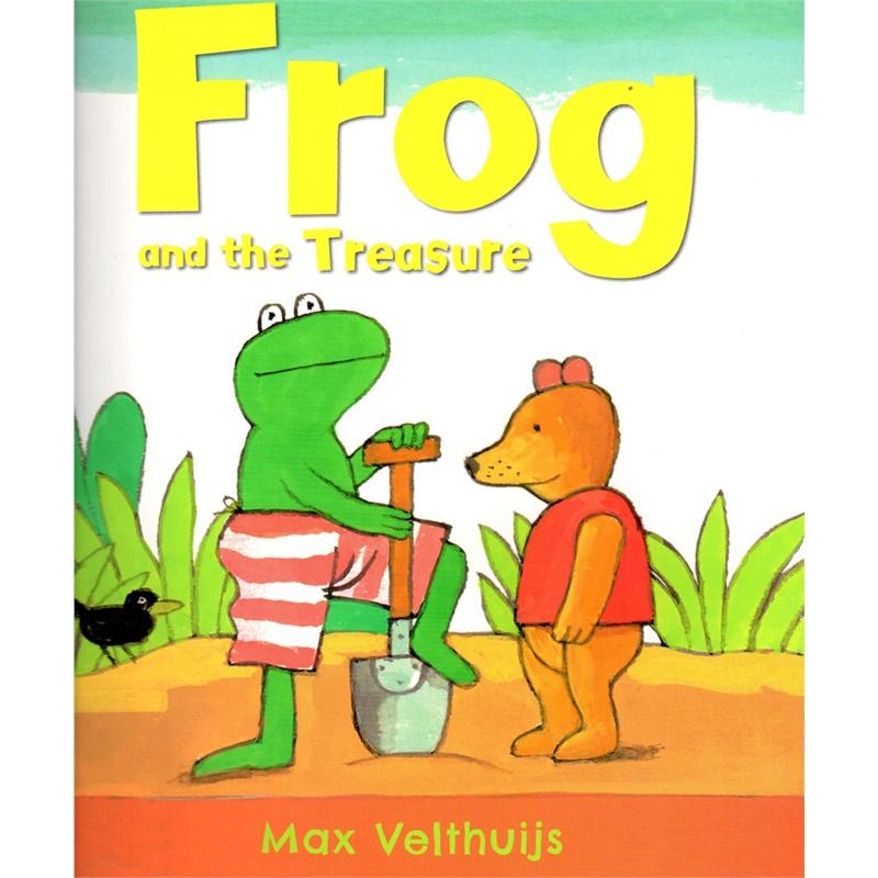 Frog and the Treasure