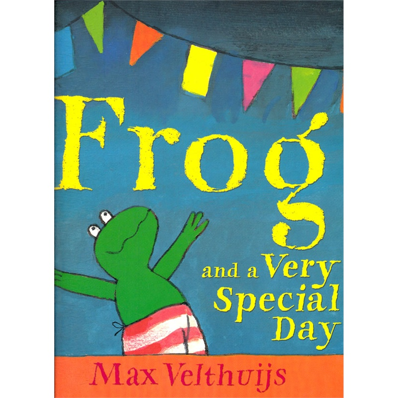 Frog and a special Day